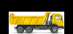 Самосвалы от 20 до 40 тонн