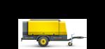 Мобильные дизельные компрессоры