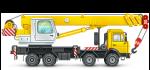 Автокраны средней грузоподъемности от 5 до 32 тонн